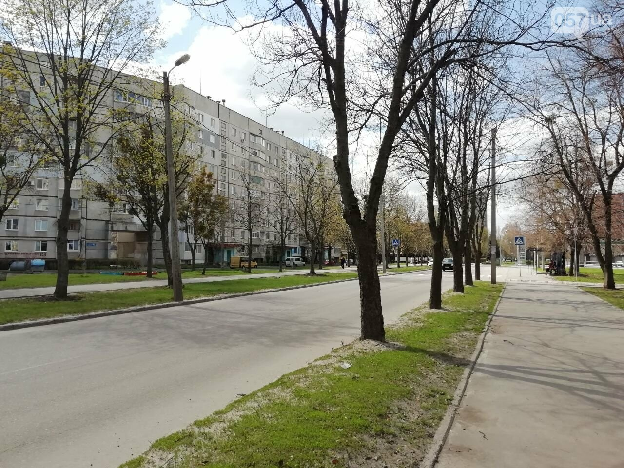 Улица Олимпийская