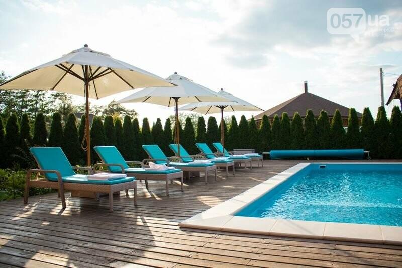 Отдых в городе Харьков: рестораны с летними площадками, бассейны, пляжи, фото-17