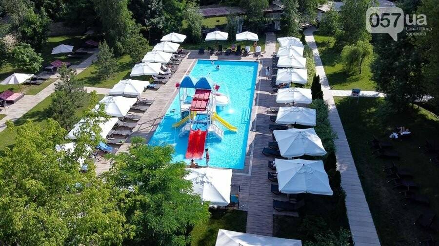 Отдых в городе Харьков: рестораны с летними площадками, бассейны, пляжи, фото-6