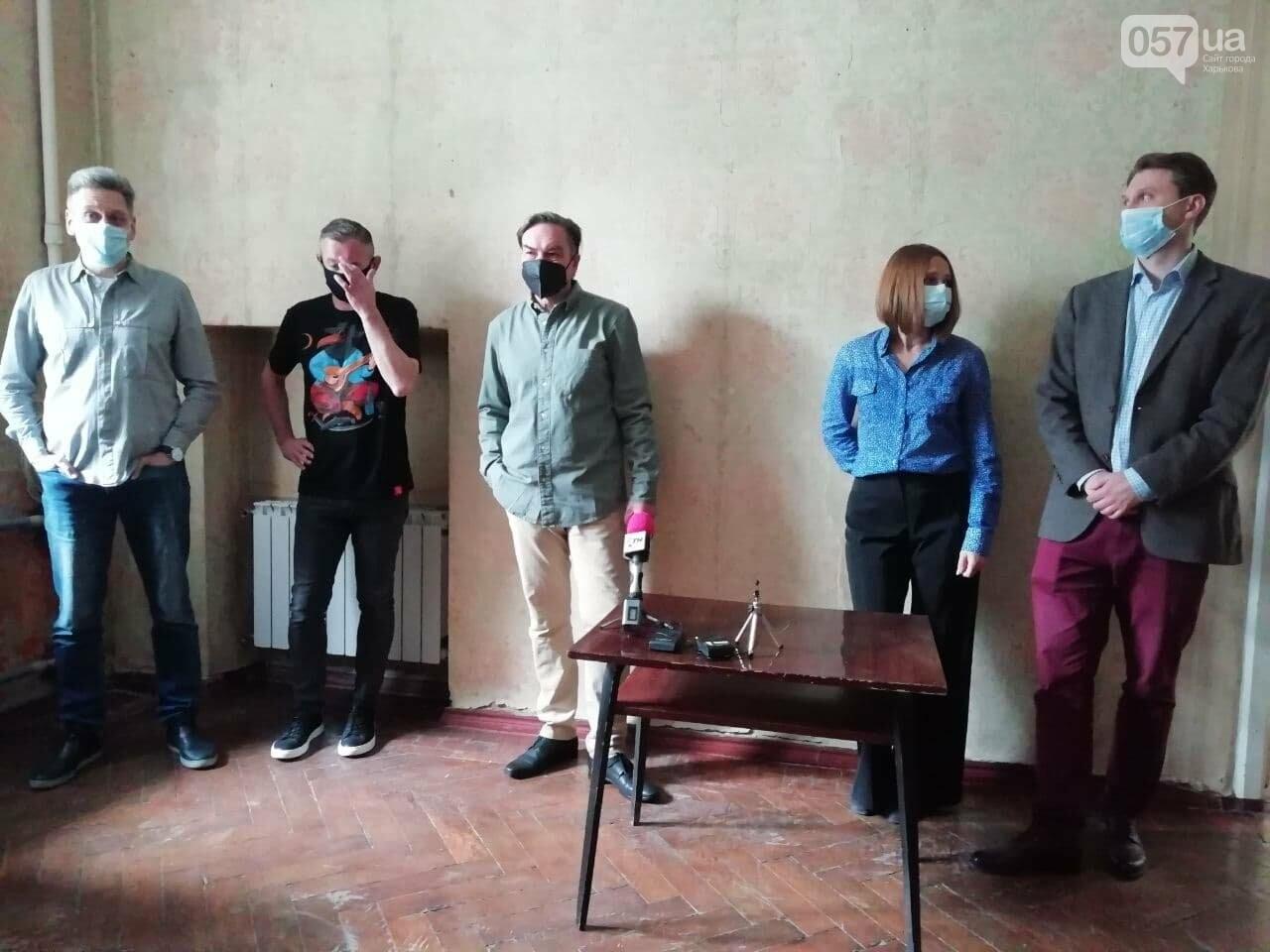Квартира Шевелева в центра Харькова стала творческой резиденцией, - ФОТО, ВИДЕО, фото-4