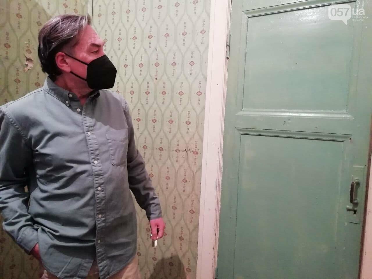 Квартира Шевелева в центра Харькова стала творческой резиденцией, - ФОТО, ВИДЕО, фото-5