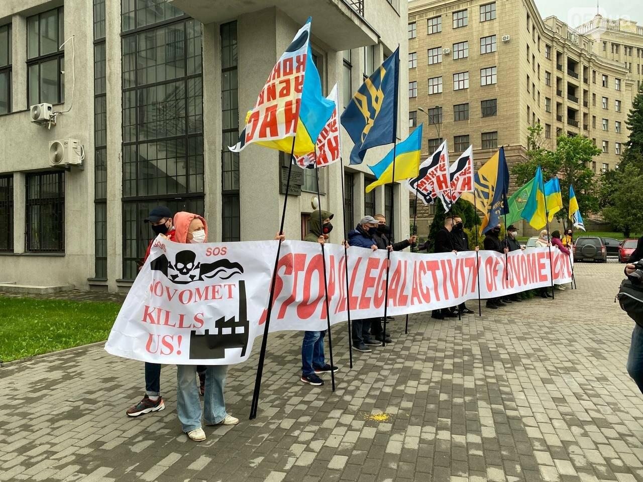 «Коксохим» убивает нас»: в центре Харькова горожане митинговали против завода, - ВИДЕО, ФОТО, фото-8