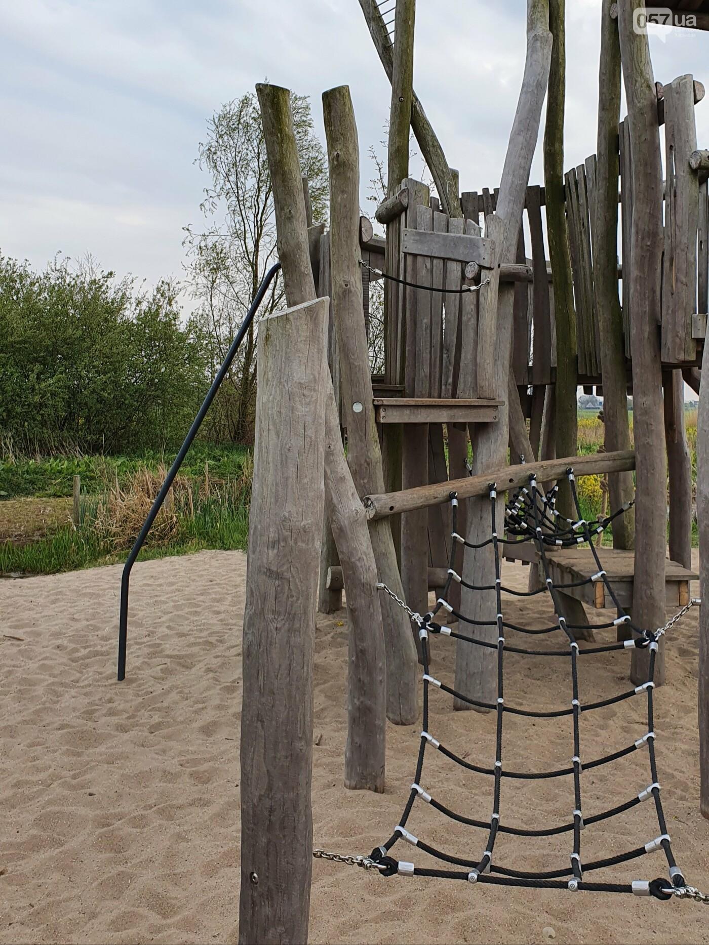 Детская площадка в Нидерландах