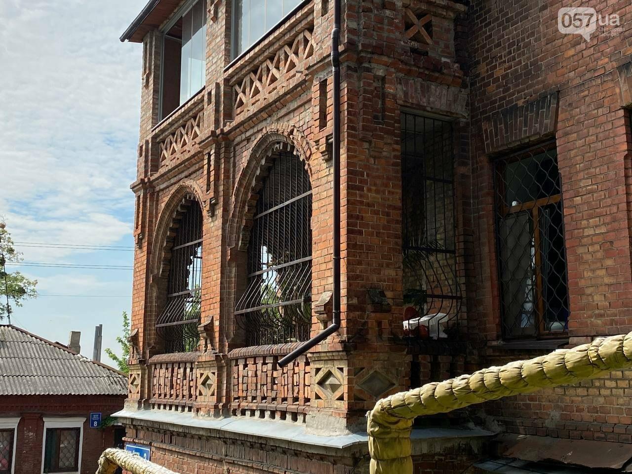 ТОП-5 «замков» в Харькове: история старинных зданий в центре города, - ФОТО, фото-8