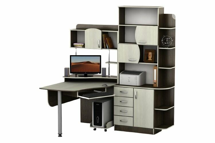 Компьютерные столы в каталоге Mebel-24!, фото-1