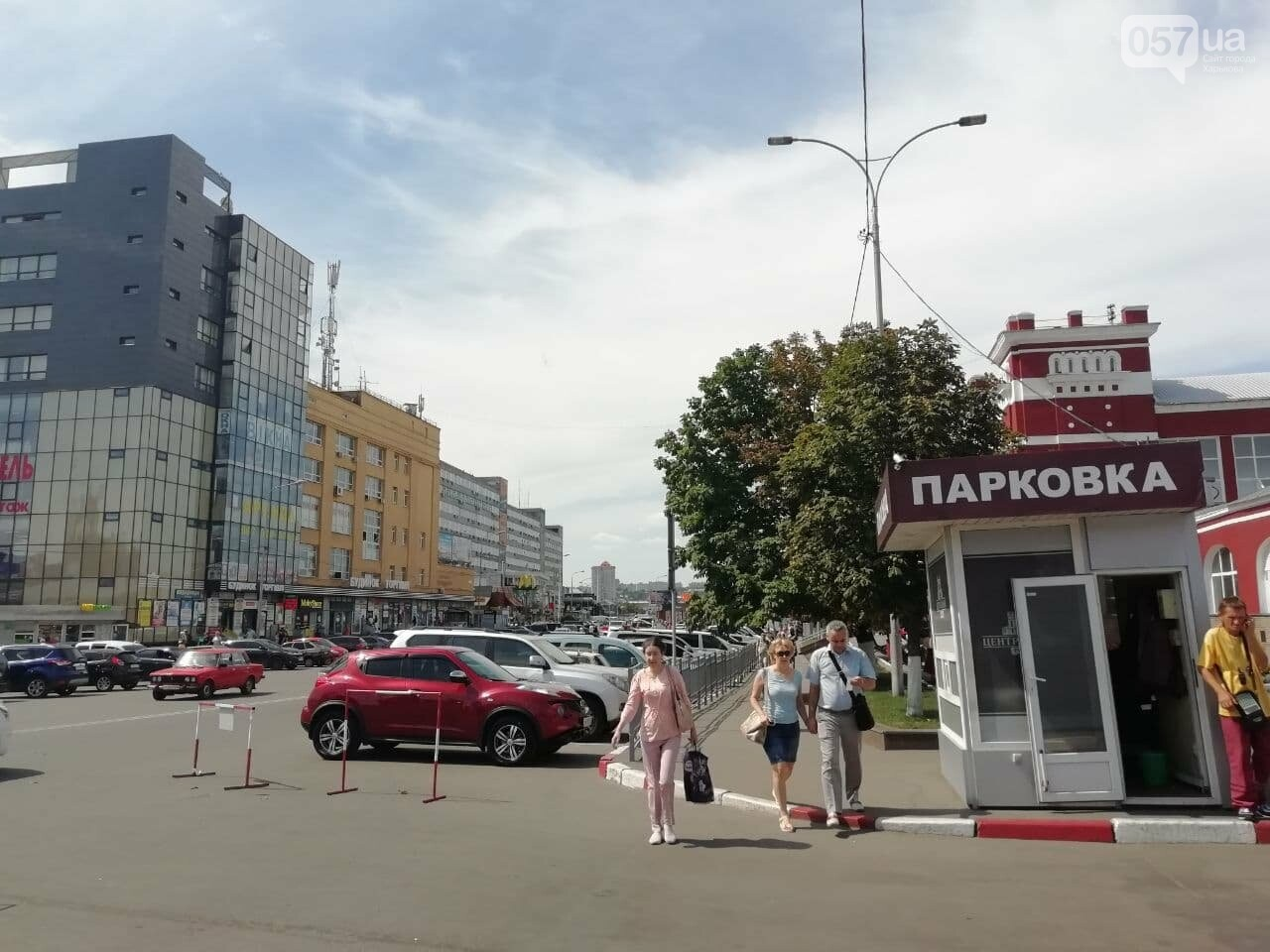 История Центрального рынка в Харькове: заброшенный остров, кулачные бои и виселицы на площади, - ФОТО, фото-7