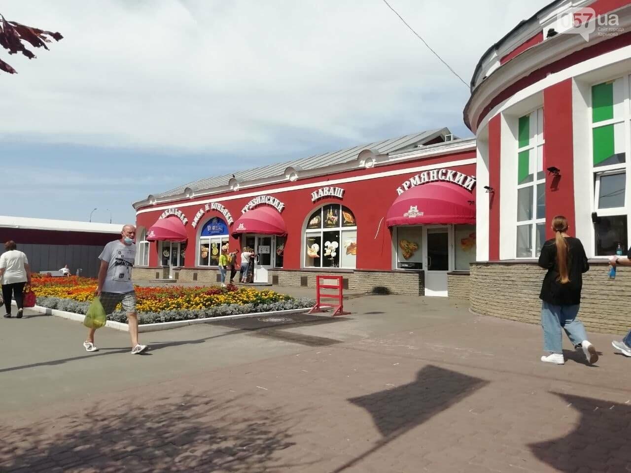 История Центрального рынка в Харькове: заброшенный остров, кулачные бои и виселицы на площади, - ФОТО, фото-6