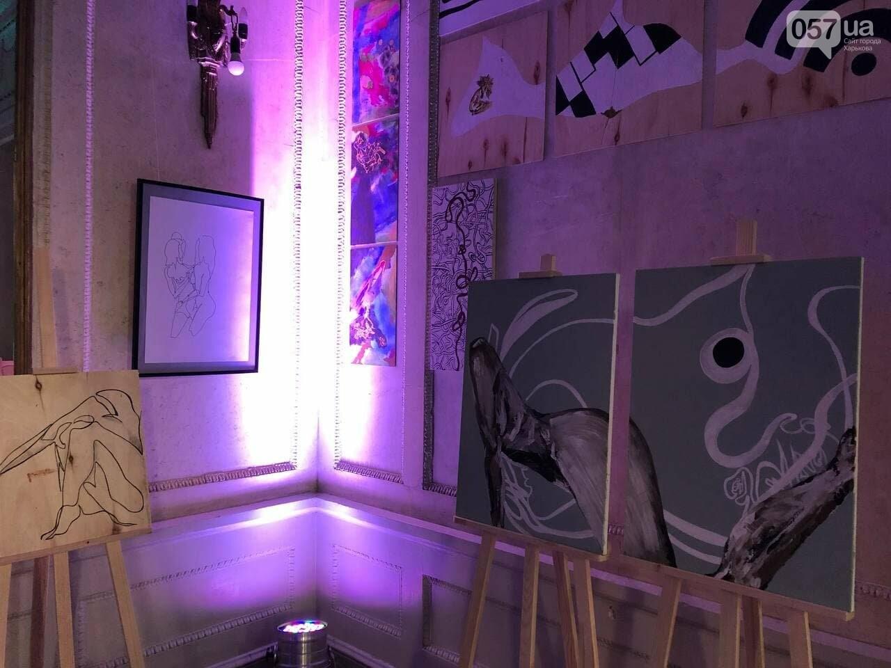 В Харькове прошла благотворительная выставка памяти молодой художницы, скончавшейся от приступа эпилепсии, - ФОТОРЕПОРТАЖ, фото-1