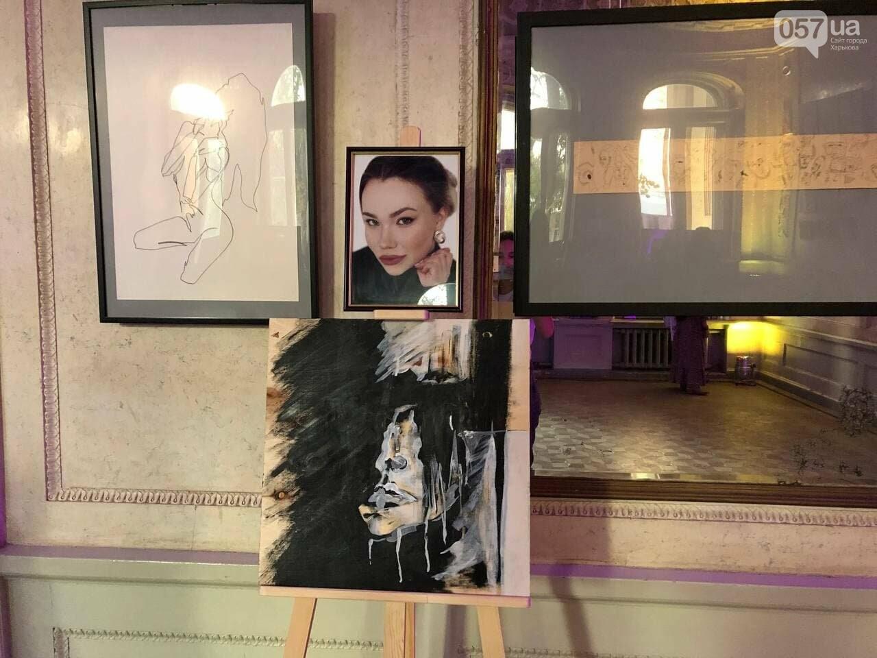 В Харькове прошла благотворительная выставка памяти молодой художницы, скончавшейся от приступа эпилепсии, - ФОТОРЕПОРТАЖ, фото-3