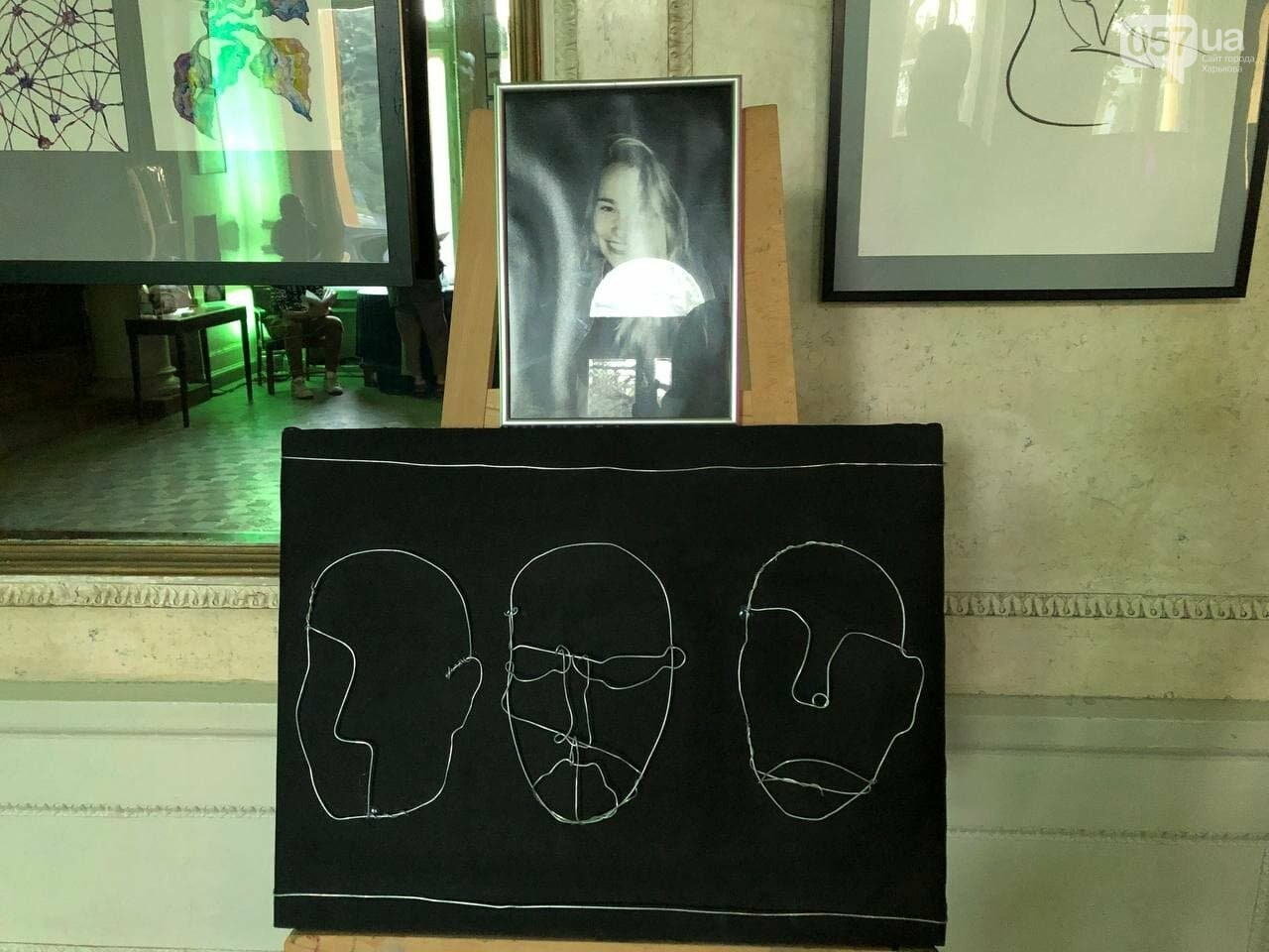 В Харькове прошла благотворительная выставка памяти молодой художницы, скончавшейся от приступа эпилепсии, - ФОТОРЕПОРТАЖ, фото-10