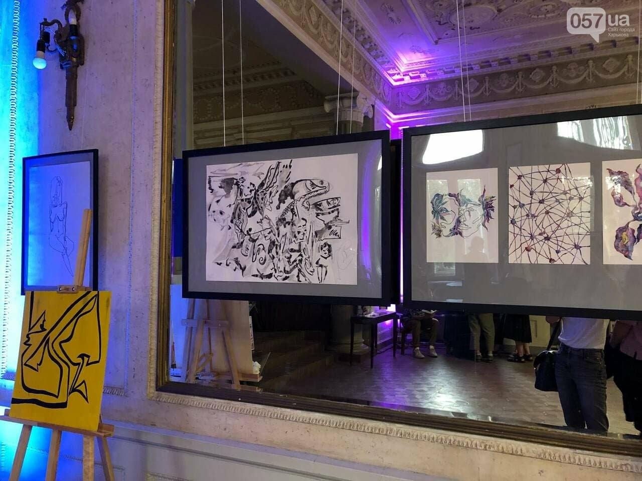 В Харькове прошла благотворительная выставка памяти молодой художницы, скончавшейся от приступа эпилепсии, - ФОТОРЕПОРТАЖ, фото-7