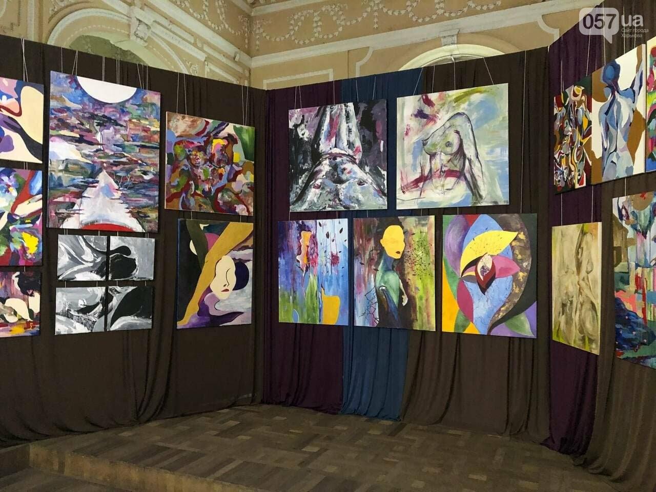 В Харькове прошла благотворительная выставка памяти молодой художницы, скончавшейся от приступа эпилепсии, - ФОТОРЕПОРТАЖ, фото-5