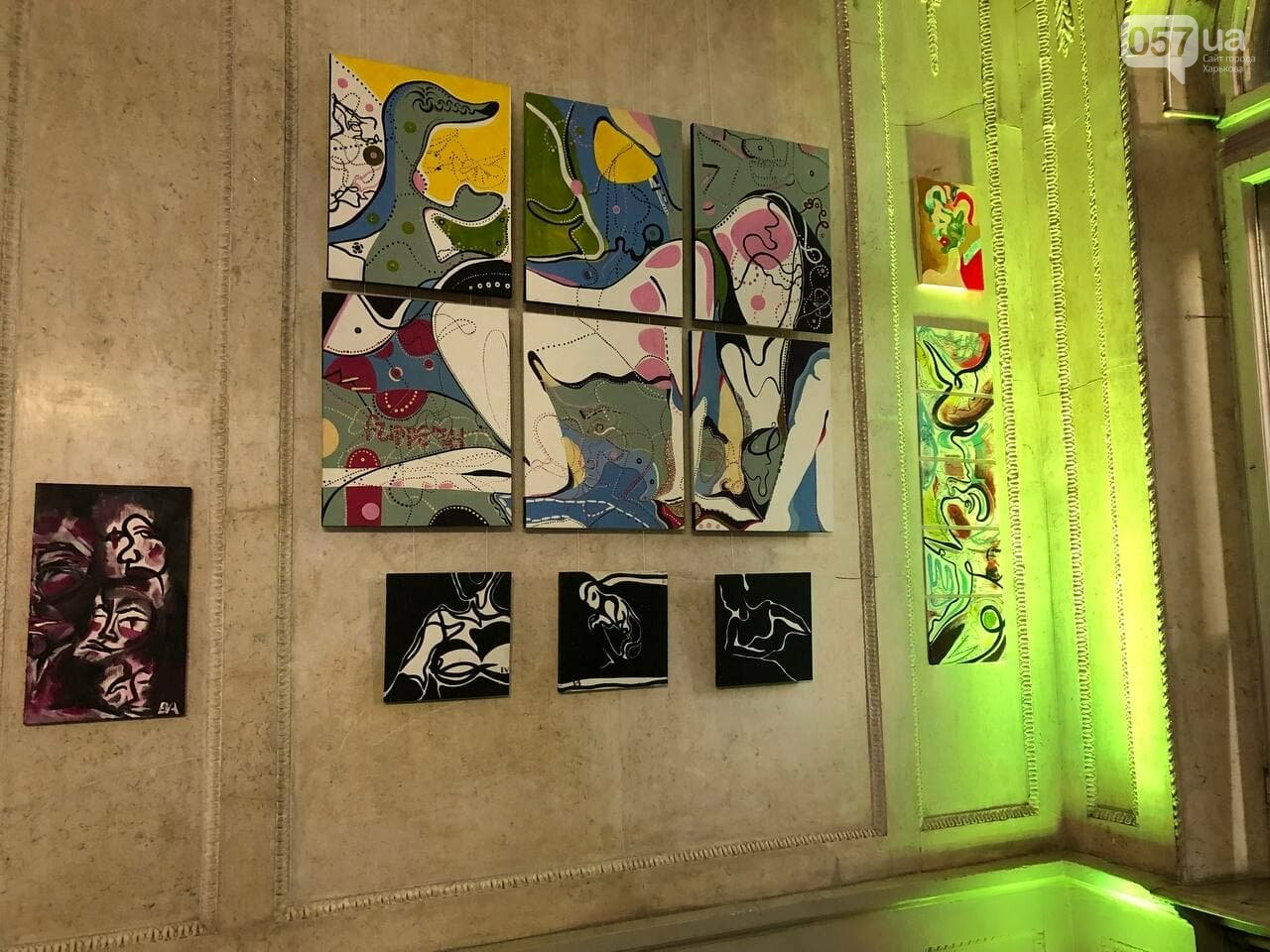 В Харькове прошла благотворительная выставка памяти молодой художницы, скончавшейся от приступа эпилепсии, - ФОТОРЕПОРТАЖ, фото-8