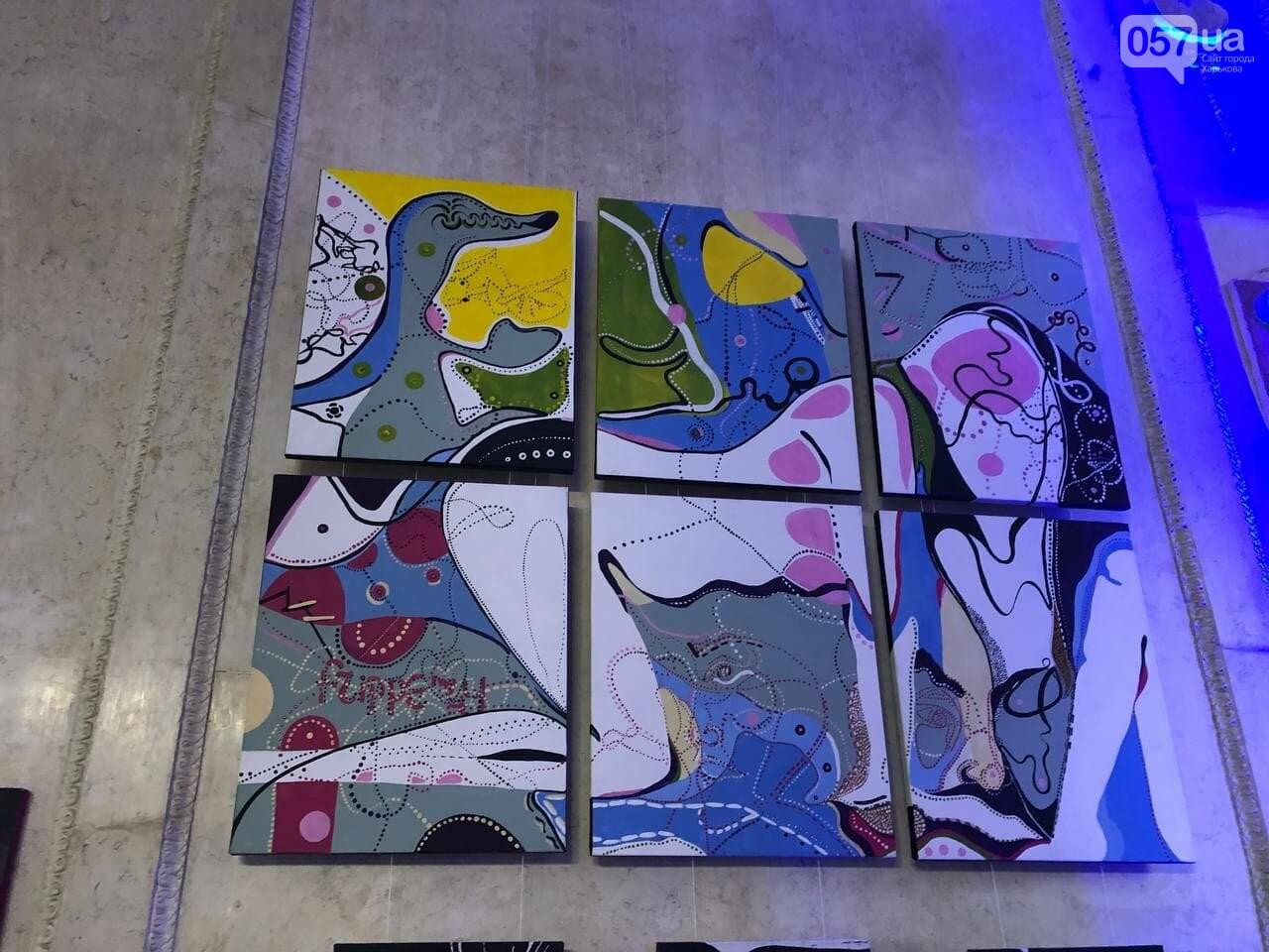 В Харькове прошла благотворительная выставка памяти молодой художницы, скончавшейся от приступа эпилепсии, - ФОТОРЕПОРТАЖ, фото-9