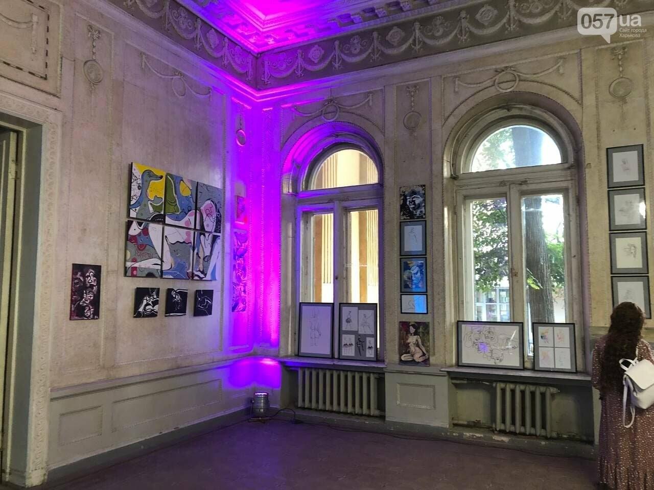 В Харькове прошла благотворительная выставка памяти молодой художницы, скончавшейся от приступа эпилепсии, - ФОТОРЕПОРТАЖ, фото-12