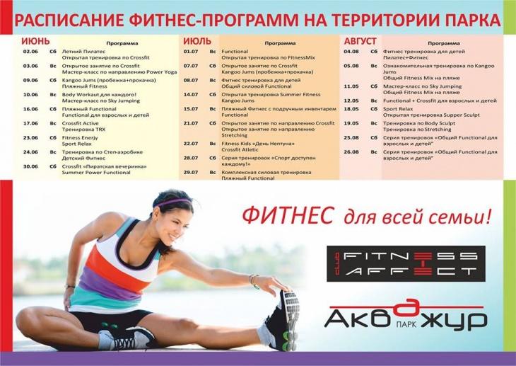 Программа тренировки для похудения в фитнес клубе