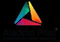 Aladdin-print, дизайн полиграфии