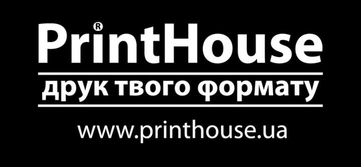 Логотип - PrintHouse, цифровая типография