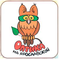 Логотип - Оптика на Ярославской