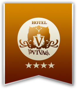 Логотип - Viva, отель