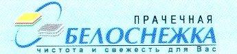 Логотип - Белоснежка, прачечная и химчистка