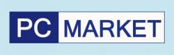 Логотип - PCMarket - интернет-магазин компьютерной техники