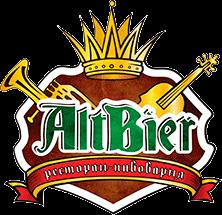 Логотип - Ресторан-пивоварня ALTBIER (на Героев труда)