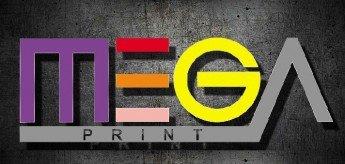 Логотип - Мегапринт, заправка картриджей, ремонт принтеров, сервисный центр Харьков