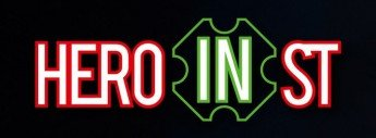 Логотип - Hero in st, бар-кальянная