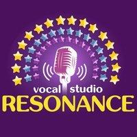 Логотип - Школа вокала, Resonance