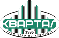 Логотип - Агентство недвижимости «Квартал»