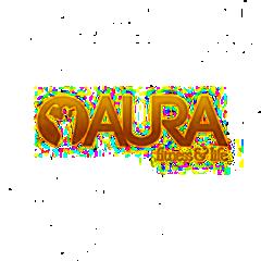 Логотип - AURA, фитнес клуб