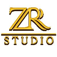 Логотип - УЦ. ZR-STUDIO