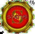Логотип - Ломбард Статус, ломбард