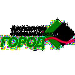Логотип - Город, агентство недвижимости