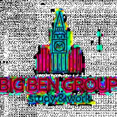 Логотип - Big Ben Group, образование за рубежом