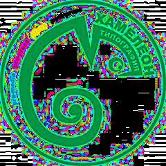 Логотип - Хамелеон, типография