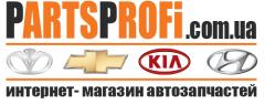 Логотип - PartsProfi. Интернет-магазин автозапчастей