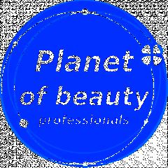 Логотип - Planet of beauty, курсы косметологии, маникюра, наращивания ресниц, депиляции и мастера бровиста