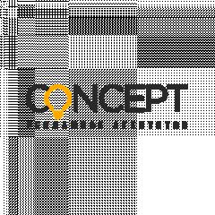 Логотип - CONCEPT PRO, наружная реклама в Харькове