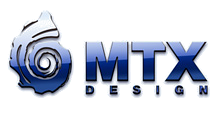 Логотип - Рекламная фирма MTX design - шильды, таблички, наружная реклама