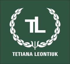 Логотип - Татьяна Леонтюк, психолог, психотерапевт, тренер