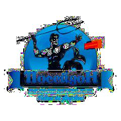Логотип - Посейдон, доставка воды