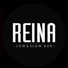 Логотип - REINA Low & Slow BAR