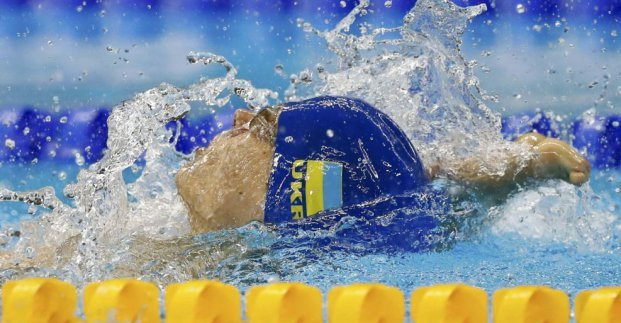 Харьковские пловцы-паралимпийцы завоевали восемь золотых медалей на чемпионате мира