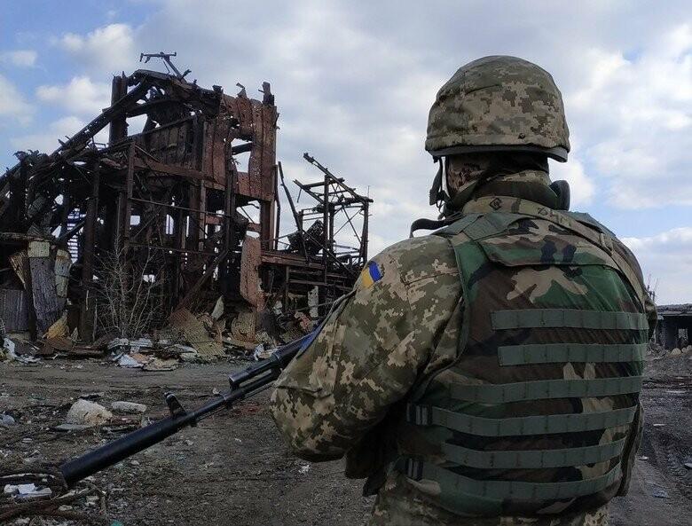 На Донбассе оккупанты снова обстреливают позиции бойцов ООС