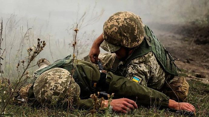 Ночные обстрелы на Донбассе: в Харьков привезли раненых бойцов ВСУ