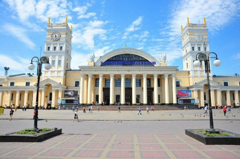 В Харькове в конце лета Южный вокзал сдадут в аренду