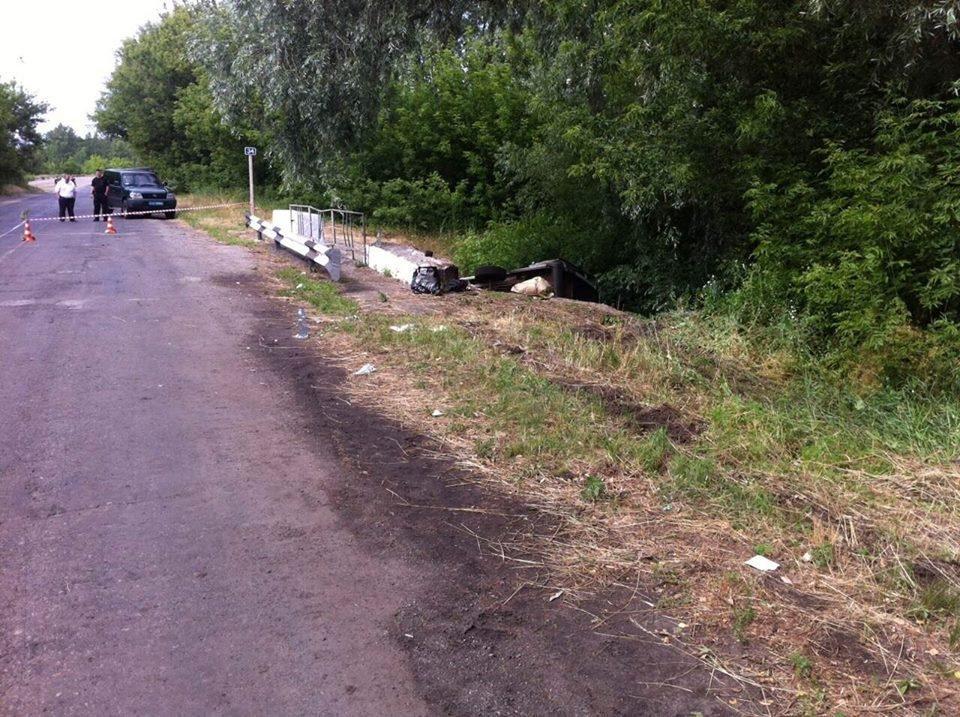В Луганской области перевернулся микроавтобус из Харькова: 12 человек пострадали , фото-2