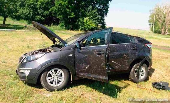 На Харьковщине перевернулся джип. Водитель погиб на месте (ФОТО), фото-2